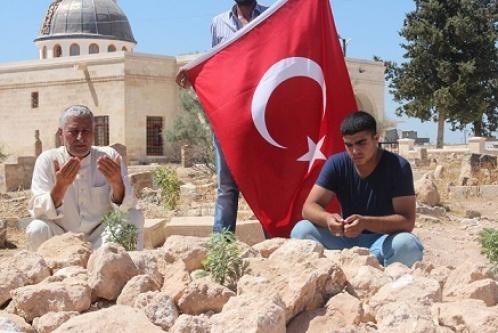 Urfalı şehidin kardeşi Demirtaş'a seslendi!