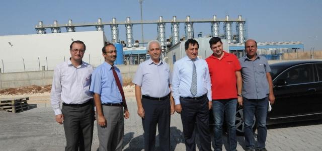 Urfa'nın sanayisi için çalışıyorlar