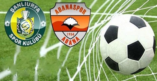 Urfaspor-Adanaspor maçı hangi kanalda?