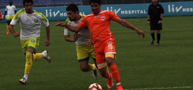 Urfaspor Süperlig takımıyla oynuyor