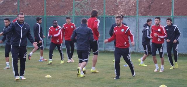 Urfaspor'da hazırlıklar tamamlandı