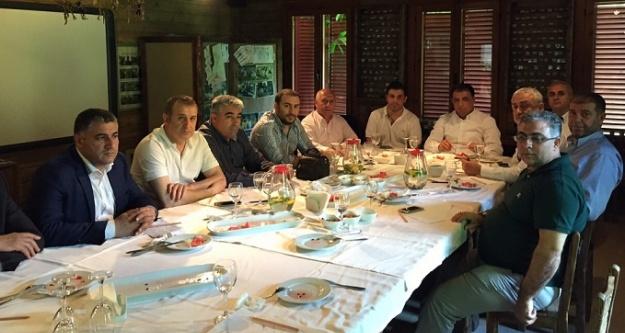 Urfaspor'dan Şimşek'e tam yetki!