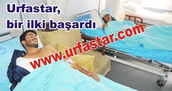 Urfastar, YPG'lilerle görüştü