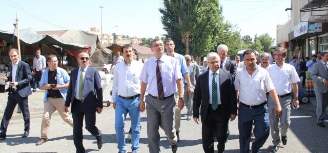 Urfa'ya 'çevre' çıkarması