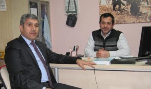 Urmak: AK Parti azim ve iradenin adıdır