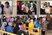 Suriyeli Mültecilere Yardım Semineri