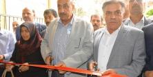Ceylanpınar'da yılsonu sergisi açıldı