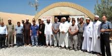 Mültecilerden Türk halkına destek