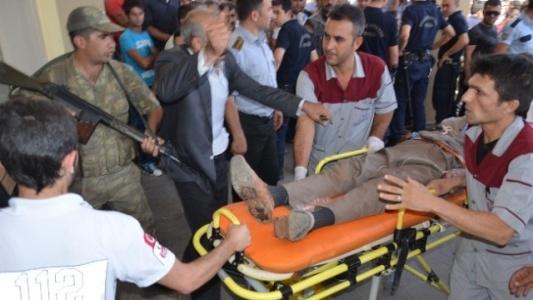 Viranşehir'de arazi kavgası: 1 ölü 5 yaralı...