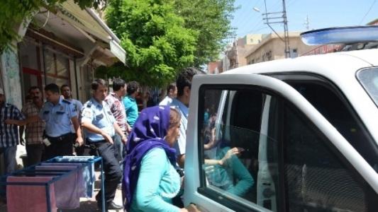 Viranşehir'de silahlar konuştu