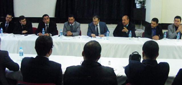 Viranşehir'de toplandılar