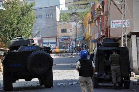 Viranşehir'deki Kobani olaylarına 7 gözaltı