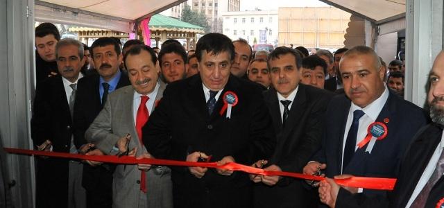 Yapı inşaat fuarı açıldı