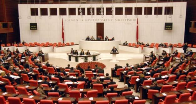 Yeni Mecliste ilk kriz!