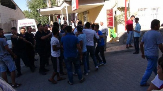 Yine Suriyeliler yine kavga