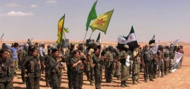 YPG'den bomba açıklama