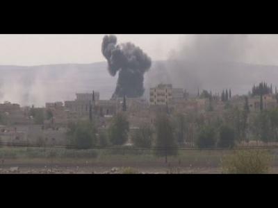 YPG'liler havan topuyla vuruldu