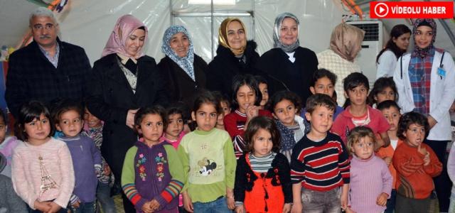 Yüreği Büyük Sivas'tan Ceylanpınar'a Yardım Eli