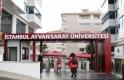 Ayvansaray üniversitesi İstanbul'un incisi