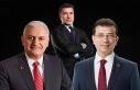 İstanbul'un adayları canlı yayında kozlarını...