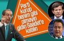 AK Parti'den CHP'ye geçen Şener'den...