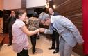 Urfalı Başkan çalışanlarıyla bayramlaştı...