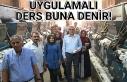 HRÜ'lü öğrenciler OSB'de meslek sahibi...