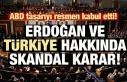 Türkiye düşmanlığı bariz bir şekilde ortada..