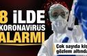 Türkiye'de corona alarmı verildi