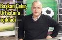 Urfaspor'da şok istifa...
