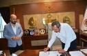 Ticaret Borsasıda Nevali ile protokol imzaladı