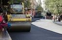 Bostancılar Caddesi sıcak asfaltla buluştu