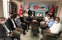 CHP Urfa Yönetimi, Aydınlık'ı ağırladı