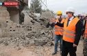 Eyyübiye'de kentsel dönüşüm için yıkımlar...