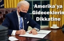 Yeni Başkan Joe Biden imzaladı
