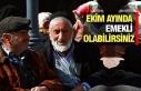 Bağ-Kur'lulara Erken Emeklilik Müjdesi