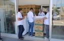 Haliliye'de çölyak hastalarına yardımlar...