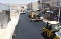 Haliliye'de o bölgede asfalt serimi tamamlandı