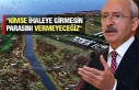Kanal İstanbul İçin Net Konuştu