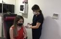 Urfa'da aşıda yoğunluk başladı...