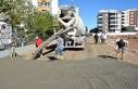 Siverek'te yeni yerleşimlerinde çalışmalar...