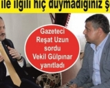 Kasım Gülpınar ile çok özel röportaj
