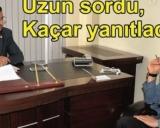 VEKİL KAÇAR'DAN ÇARPICI AÇIKLAMALAR...