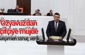 Özyavuz'dan flaş bloke açıklaması