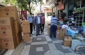 Haliliye Belediyesi Zabıta ekipleri denetime çıktı