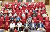 Urfa'da drone eğitimi verildi