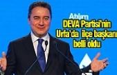 Urfa'da eski belediye başkanı DEVA Partisi'ne katıldı