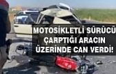 Urfa Suruç yolunda feci bir kaza daha..