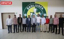Urfaspor'da iki istifa daha...