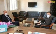 Yalçınkaya Din görevlilerini ziyaret etti